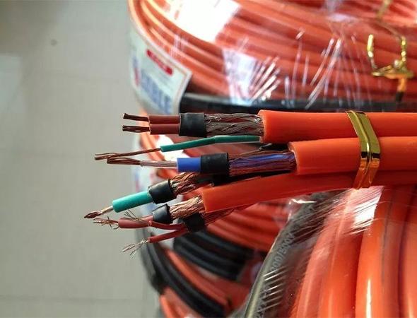 发热电缆线